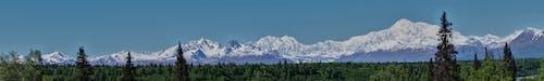 Безкоштовне стокове фото на тему «іній, вершина гори, високий, гірський хребет»