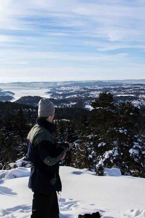 Kostenloses Stock Foto zu berg, bergspitze, mutter natur, natur