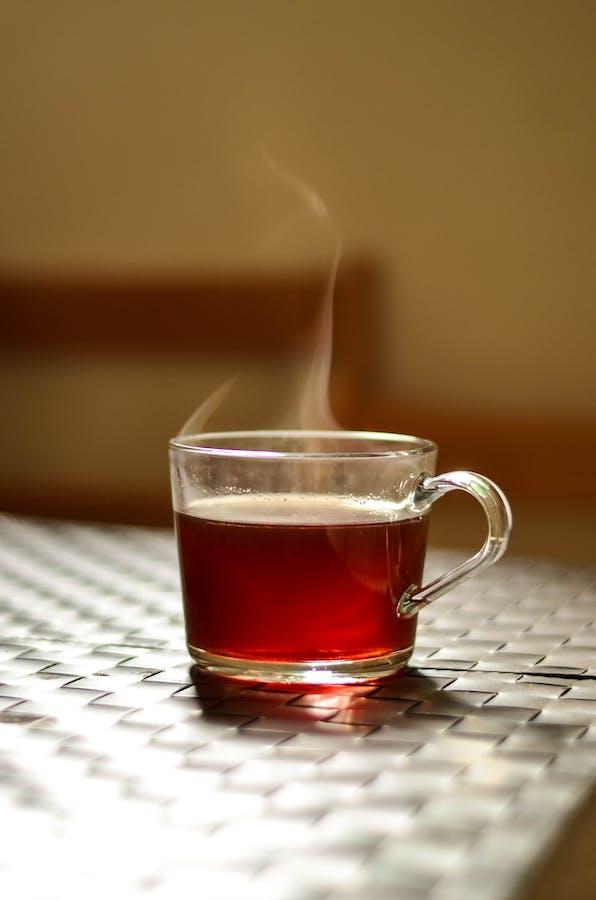 effect of tea on sleep