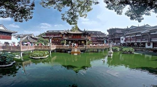 中國, 哈尔丁, 建筑师事务所 的 免费素材照片