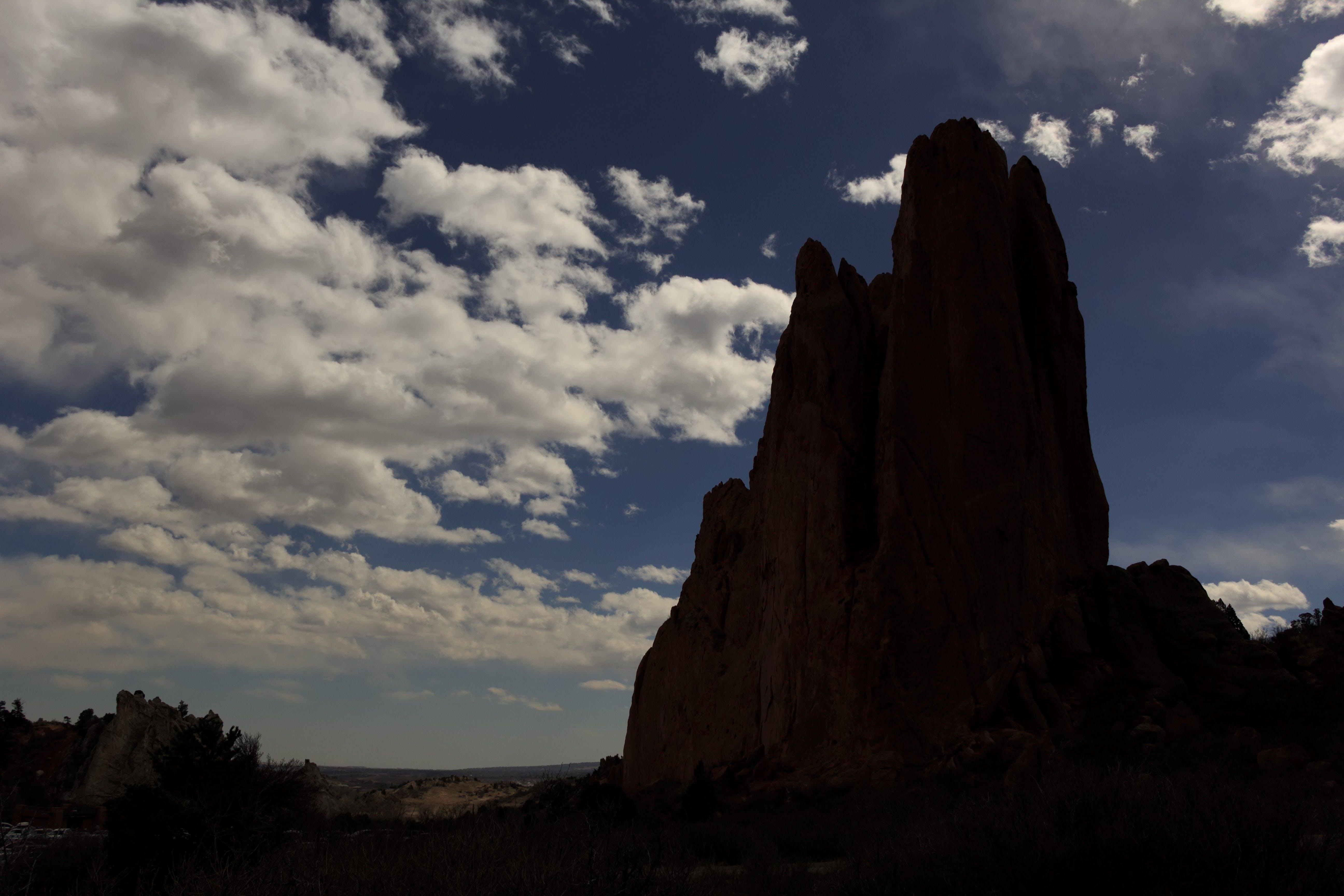 Free stock photo of colorado, garden of the gods, mountain, sky