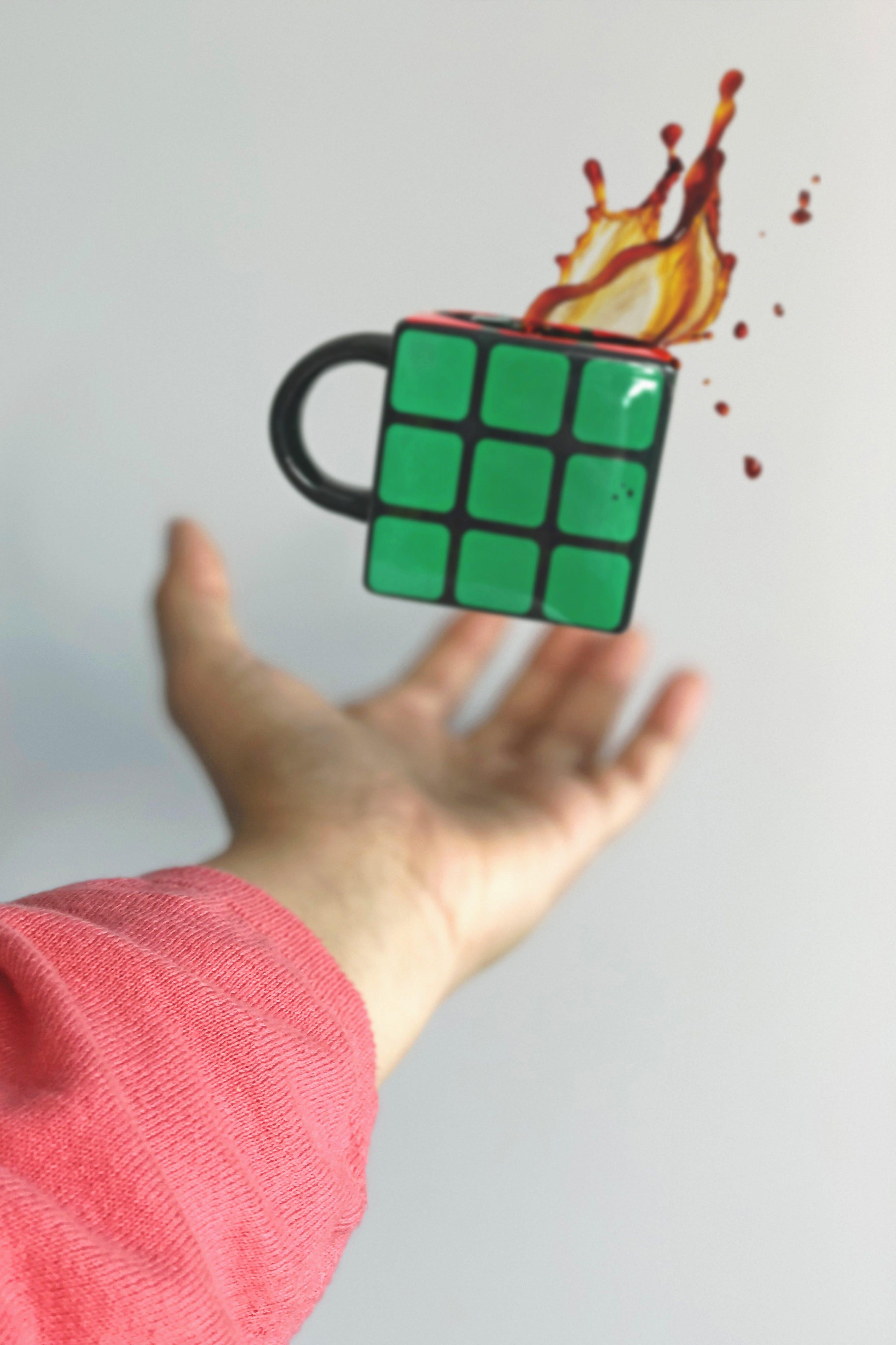 Foto d'estoc gratuïta de artsy, beguda, cafè, caient