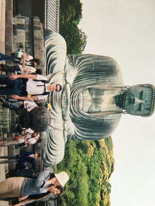 Free stock photo of buddha, japan, kamakura