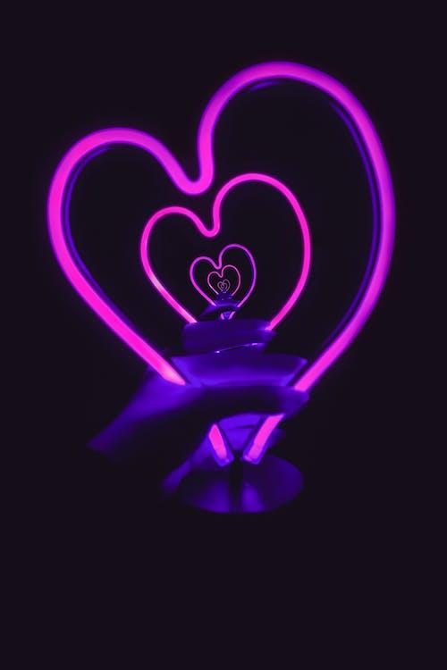 Foto d'estoc gratuïta de amor, amors, brillant, brillar