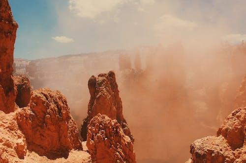 çöl, doğa, jeoloji, kayalık içeren Ücretsiz stok fotoğraf