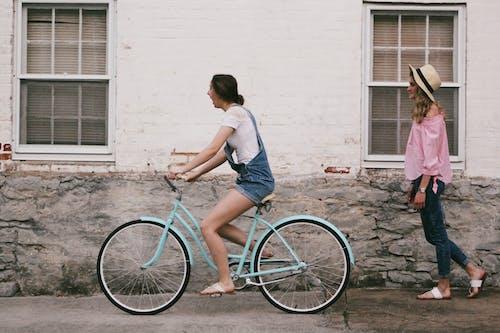 คลังภาพถ่ายฟรี ของ กลางวัน, การขี่จักรยาน, จักรยาน, ตอนกลางวัน