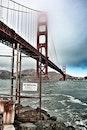 sign, california, golden gate bridge