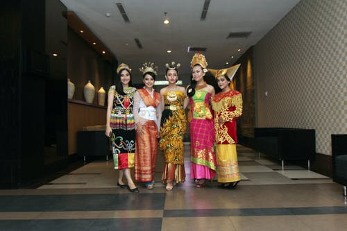 Free stock photo of indonesia, traditionaldress