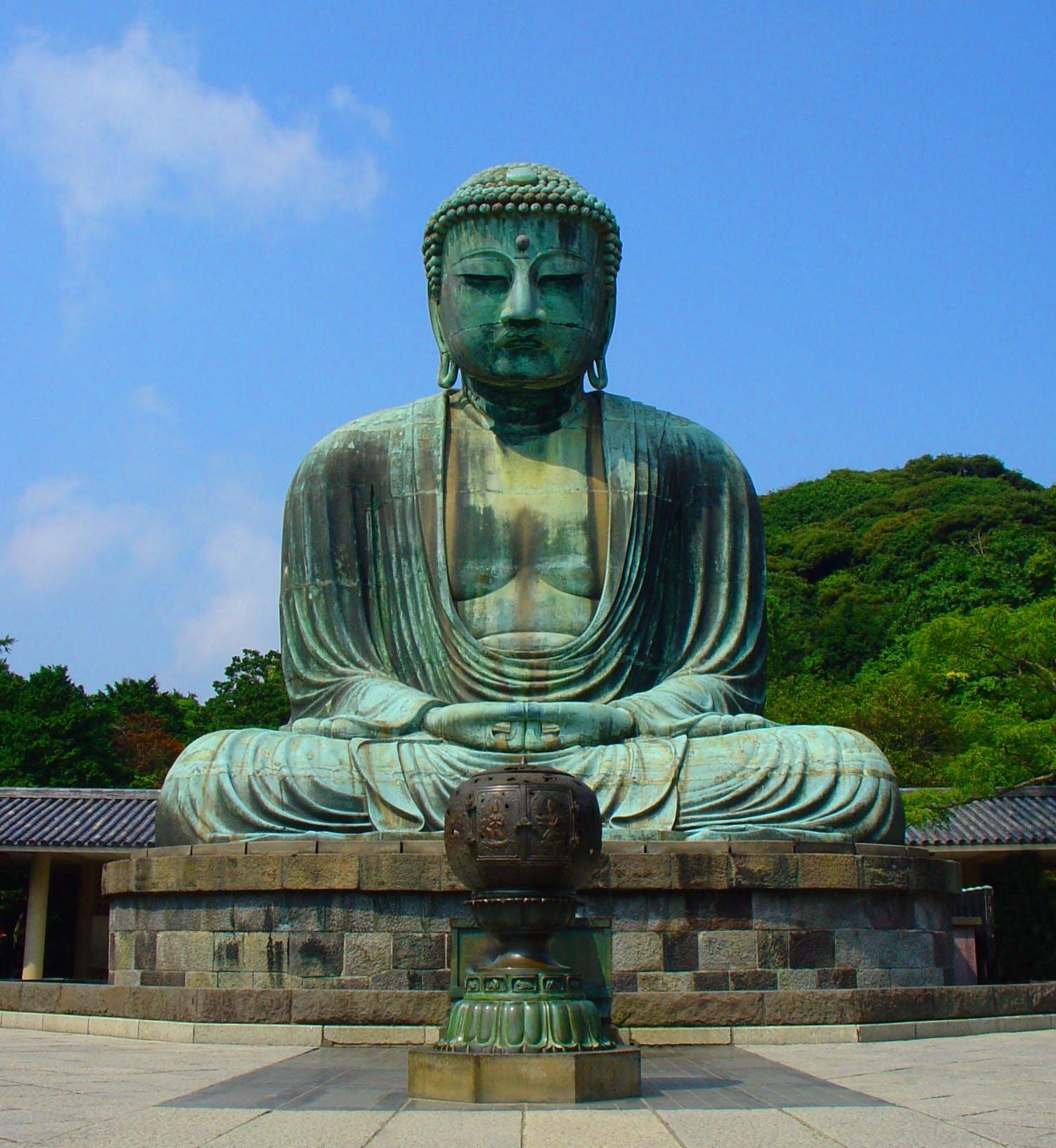 Free stock photo of buda, japan, temple
