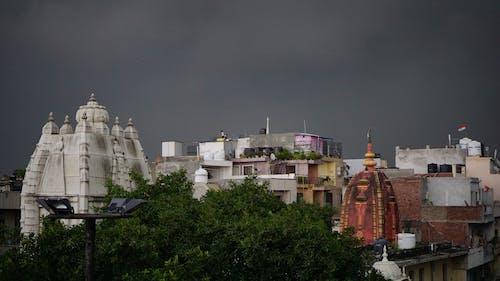 Free stock photo of clouds, delhi, india