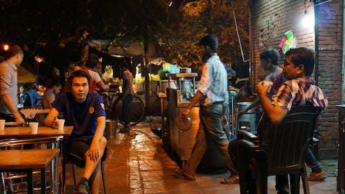 Free stock photo of delhi, india, night light