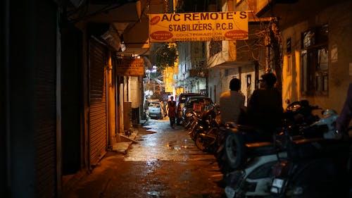 Free stock photo of delhi, india, motorcycle