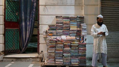 Free stock photo of books, delhi, india