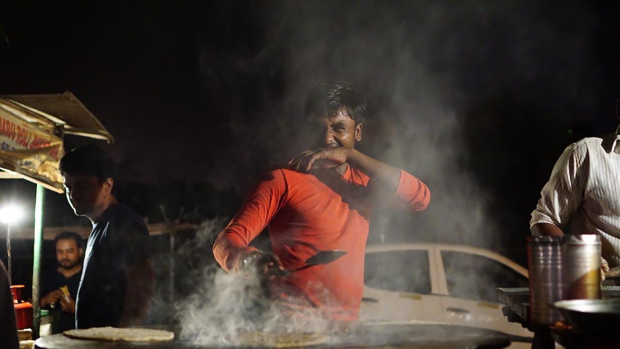 Free stock photo of burn, delhi, india