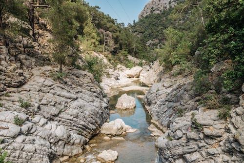 Ilmainen kuvapankkikuva tunnisteilla helpotus, joki, kajakki