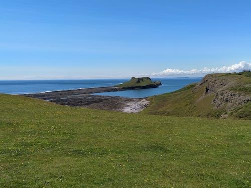 Free stock photo of cliff, sea