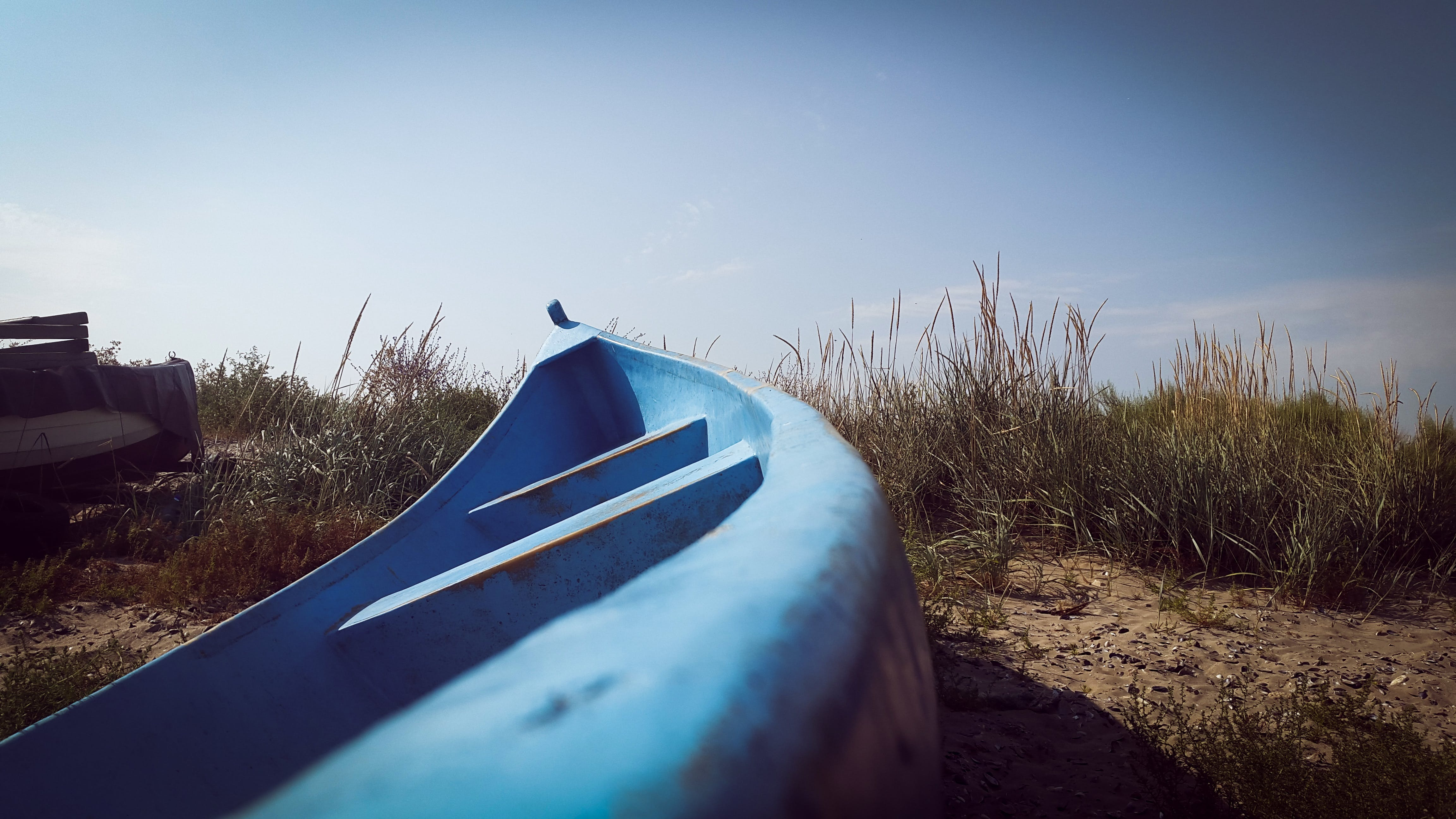 Free stock photo of blue, boat, mobilechallenge, outdoorchallenge