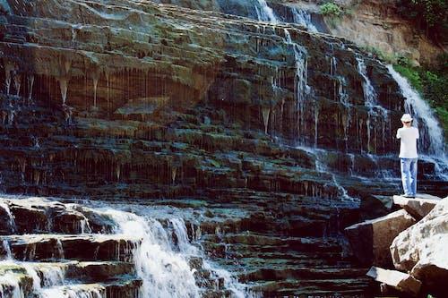 Základová fotografie zdarma na téma focení, fotografie přírody, hora, kámen