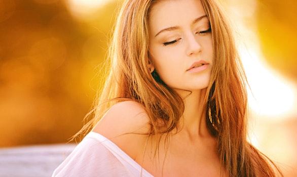 Kostenloses Stock Foto zu person, frau, model, blond
