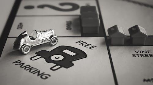 Бесплатное стоковое фото с крупный план, миниатюрная игрушка, монополия