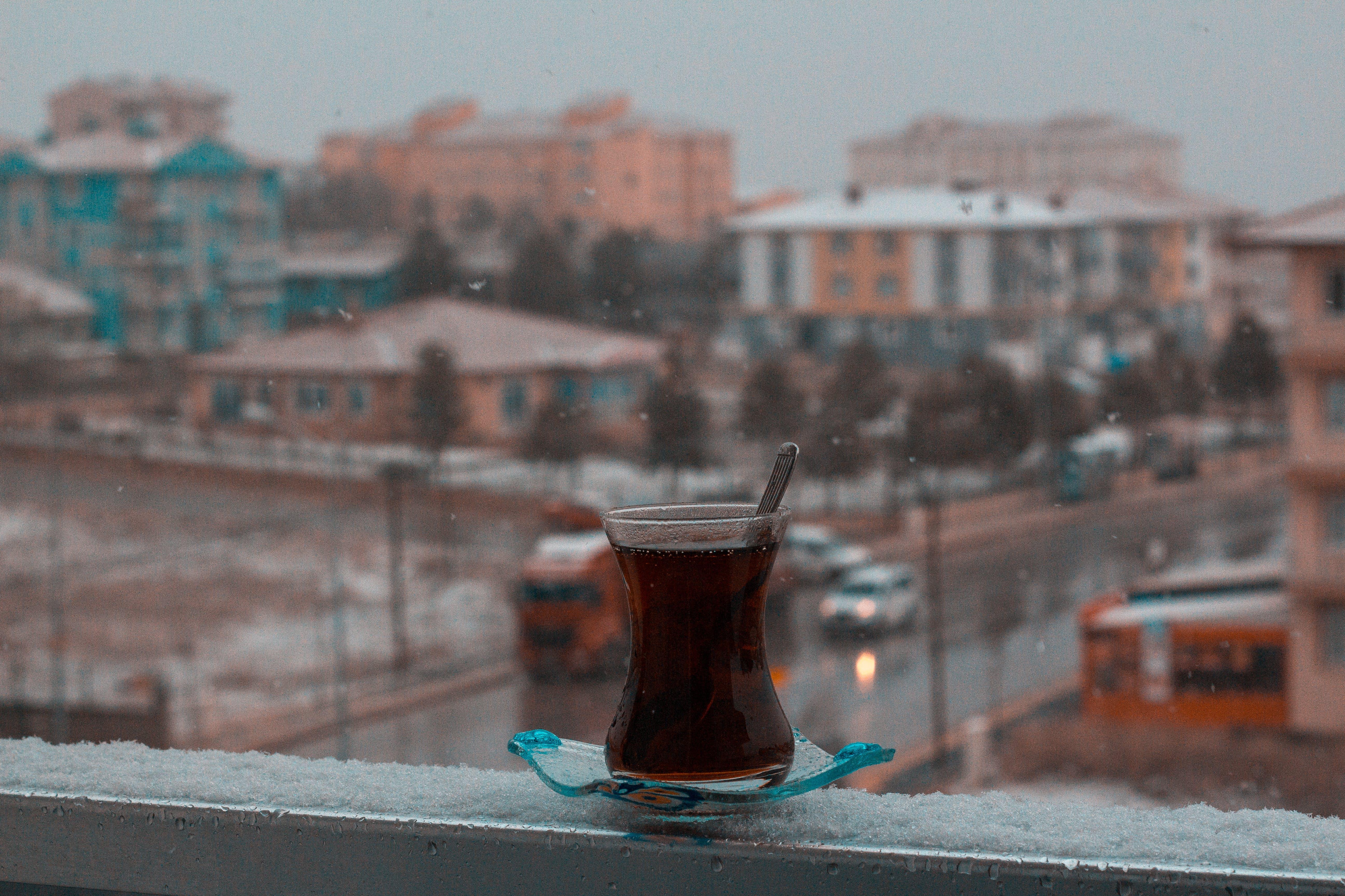 Free stock photo of blue, kütahya, rain, raining