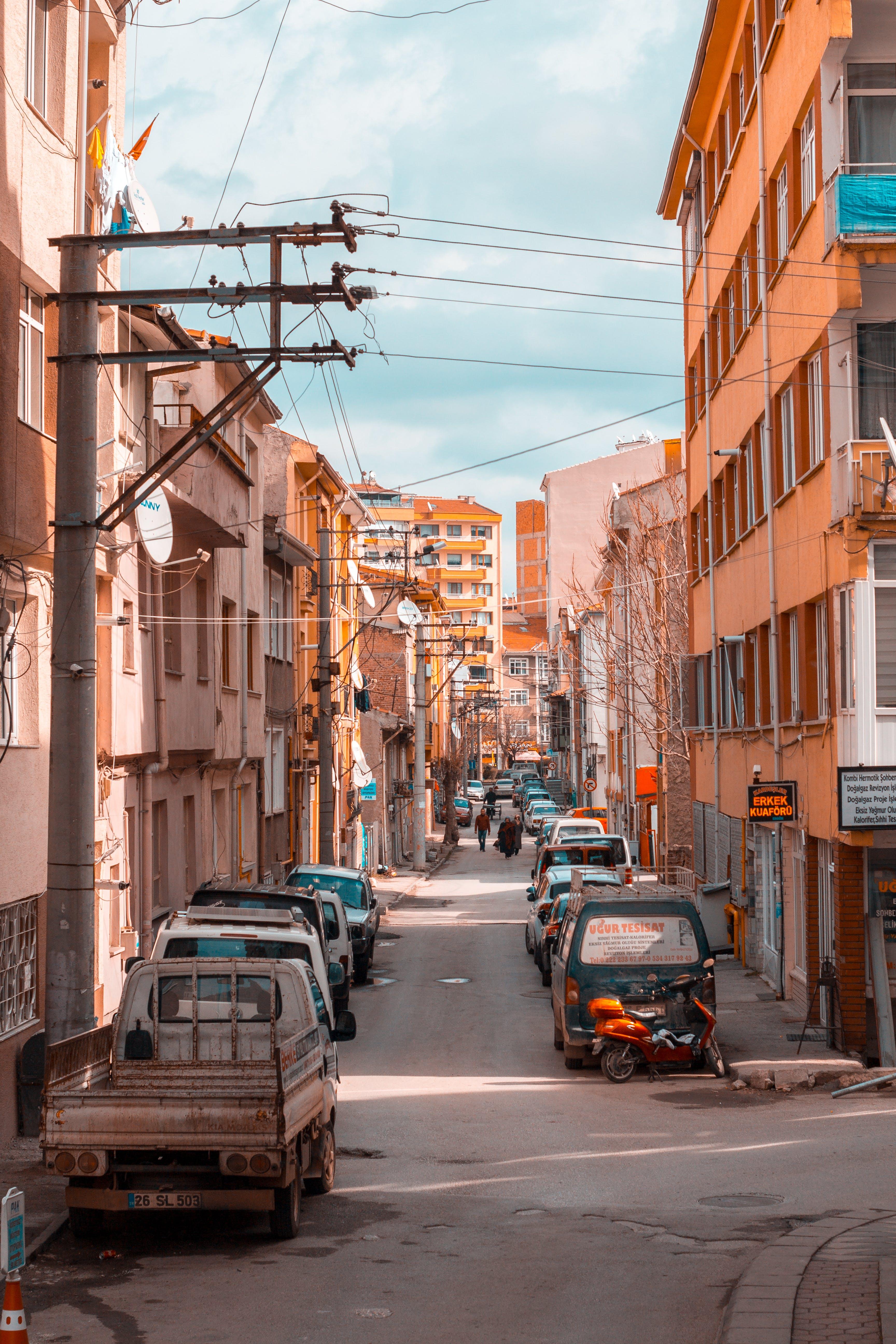 Free stock photo of eskiÅŸehir, street, turkey