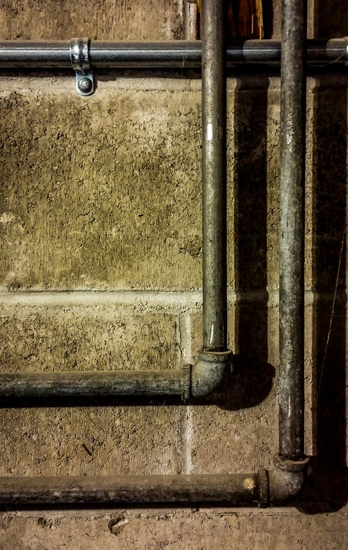Free stock photo of concrete, geometric shapes, industrial