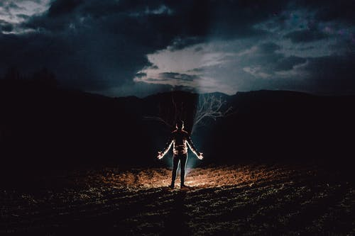 Ilmainen kuvapankkikuva tunnisteilla henkilö, ilta, kevyt, luonto