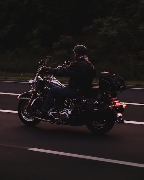 Základová fotografie zdarma na téma jízda, motocykl, motorka