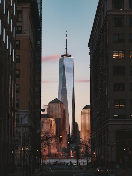 Základová fotografie zdarma na téma 4k tapeta, architektura, brzy východ slunce