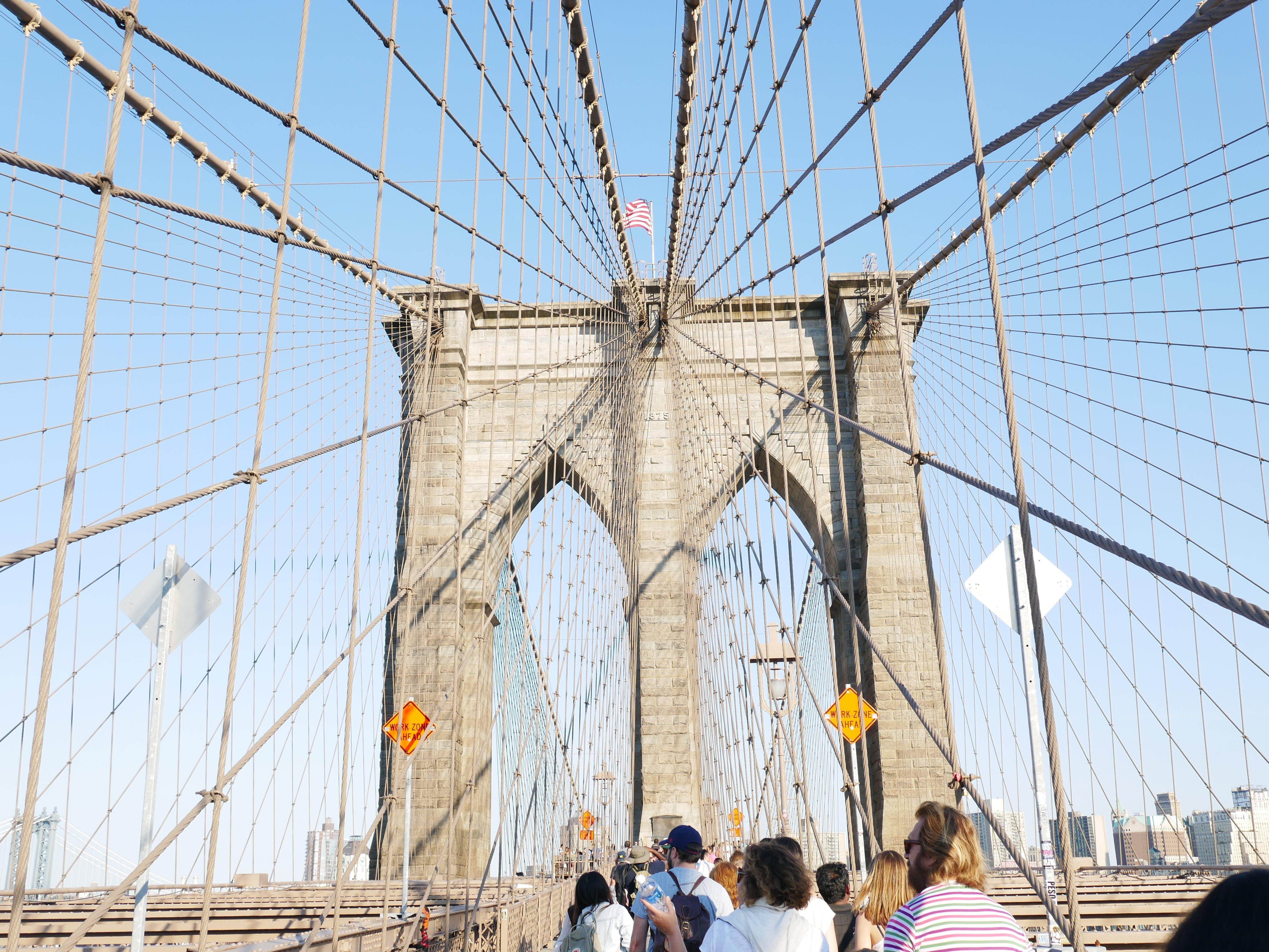 Brooklyn Bridge, U.s.a.