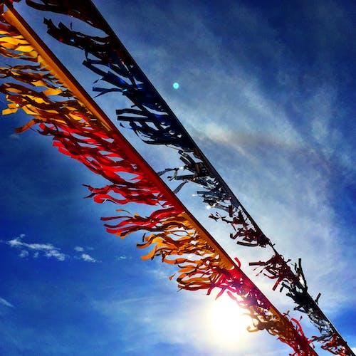 Ảnh lưu trữ miễn phí về ban ngày, bầu trời, cao, cờ