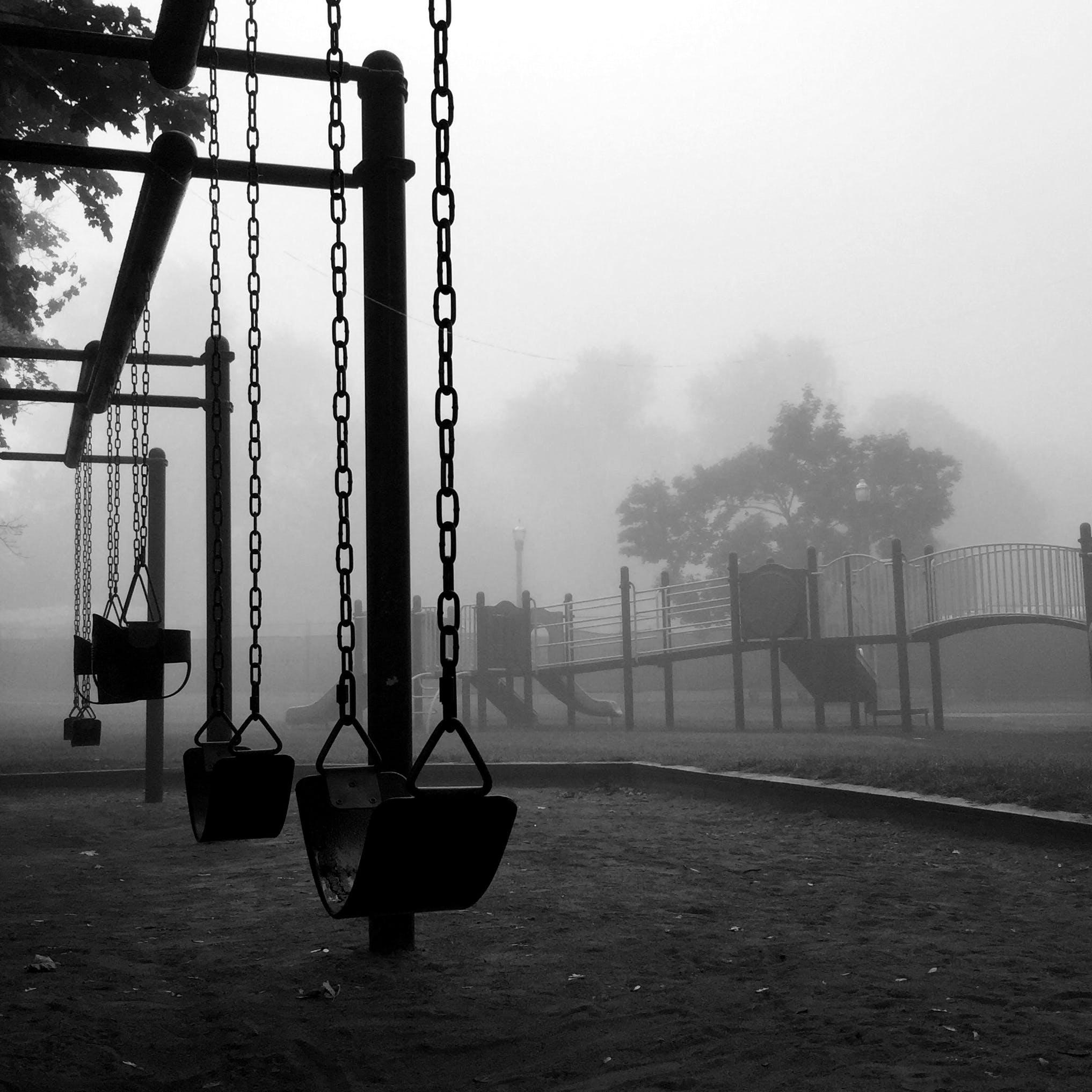 Black Metal Swing