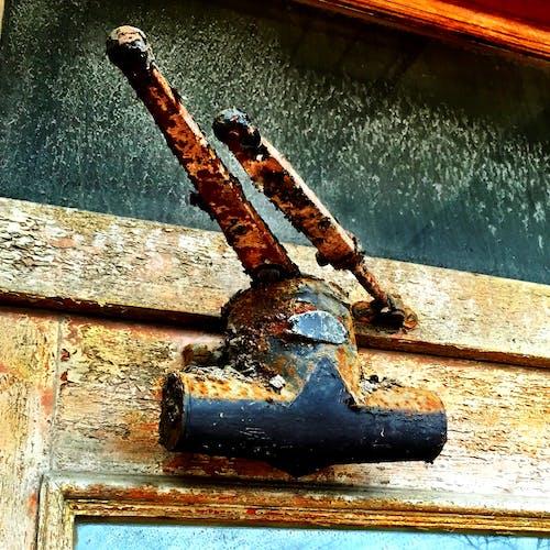 Gratis stockfoto met deur, scharnier