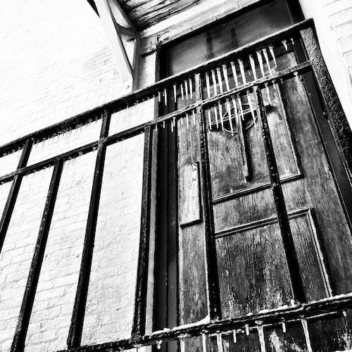 Gratis stockfoto met deur, kerk, sneeuw