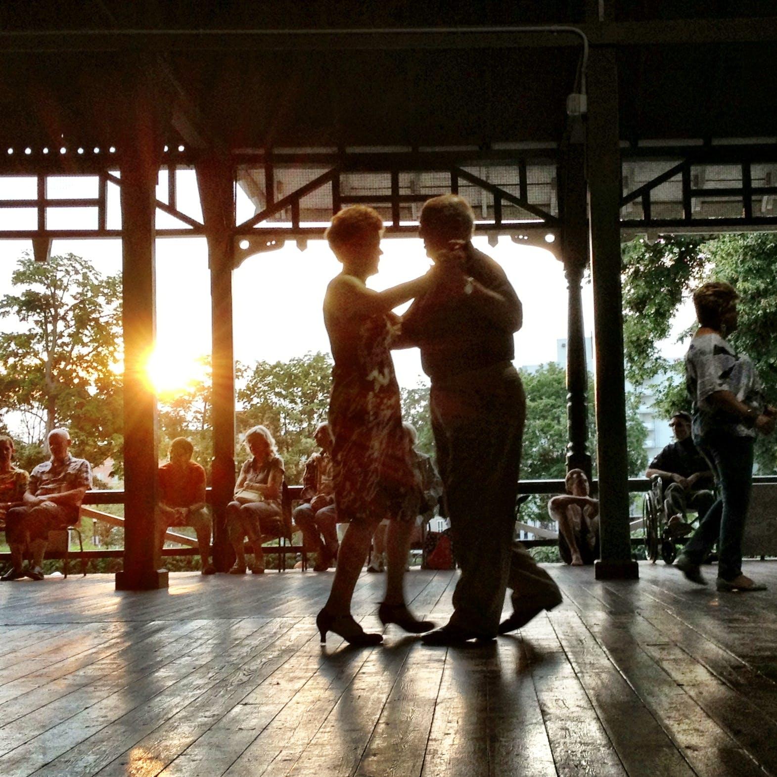 Free stock photo of dancing, summer, sunset