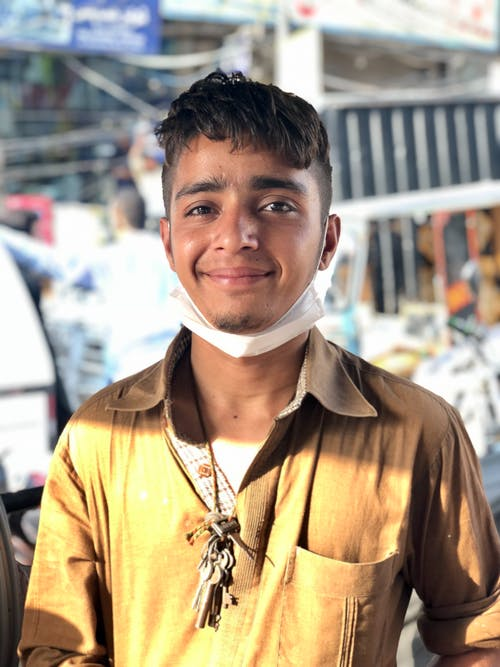 Free stock photo of asian boy, asian child, beautiful smile