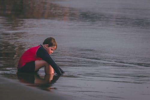 Kostenloses Stock Foto zu ozean, strand