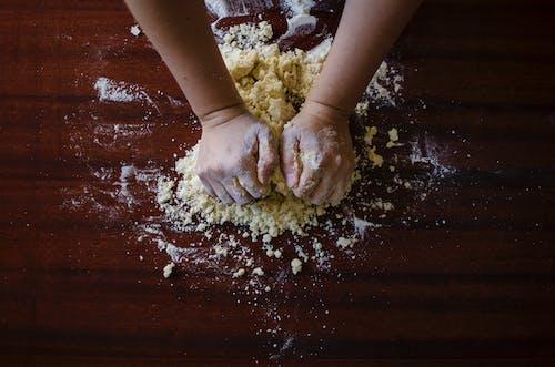 Fotos de stock gratuitas de amasar, harina, hojaldre, horneando