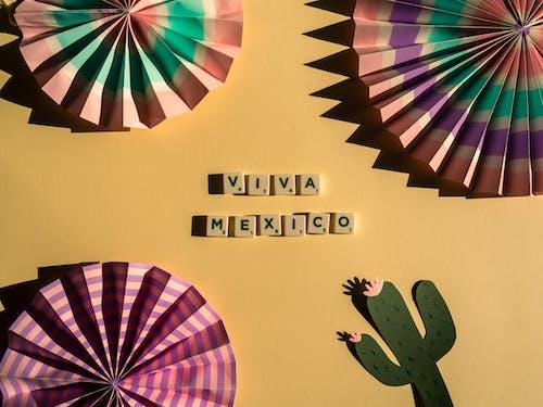 Darmowe zdjęcie z galerii z abstrakcyjny, cinco de mayo, dekoracja