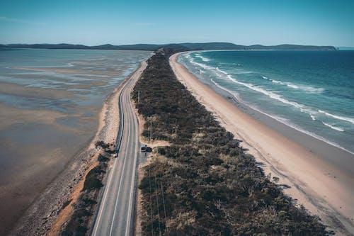 Бесплатное стоковое фото с Австралия, аэрофотоснимок, аэрофотосъемка