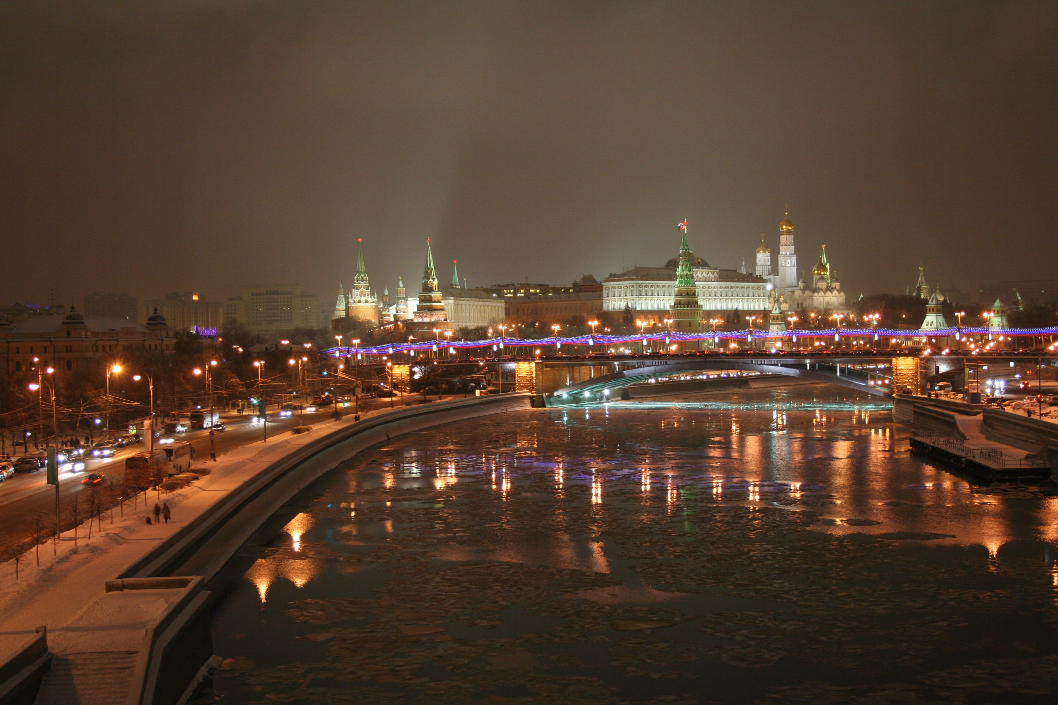 Free stock photo of #moscow #russia #kremlin
