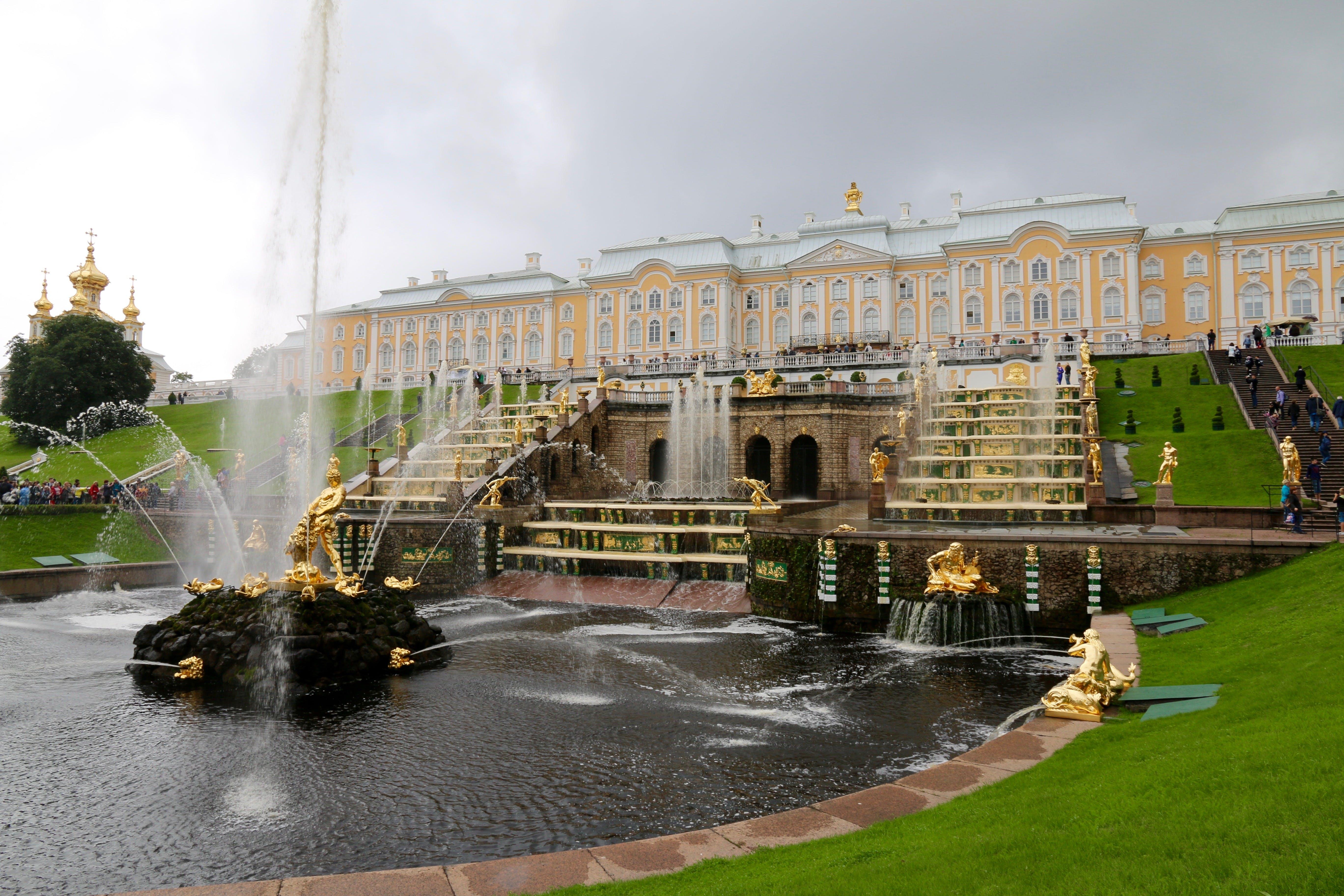 Free stock photo of #russia #stpeterburg
