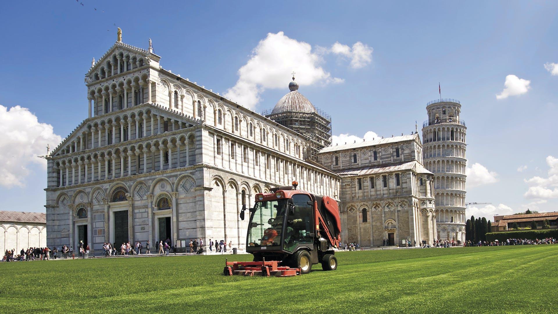 Kostnadsfri bild av byggnad, gräs, gräsklippare, Italien