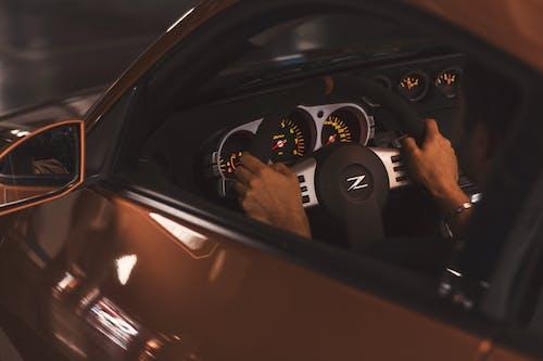 Foto profissional grátis de 350z, automobilístico, automotivo