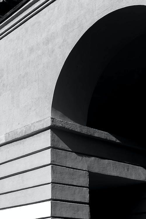 光, 光線, 垂直拍摄 的 免费素材图片