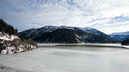Gratis stockfoto met berg, bergen, bergtop, bevroren