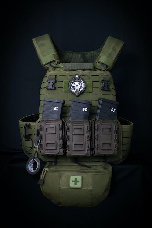 Gratis lagerfoto af beskyttelse, hær, khaki