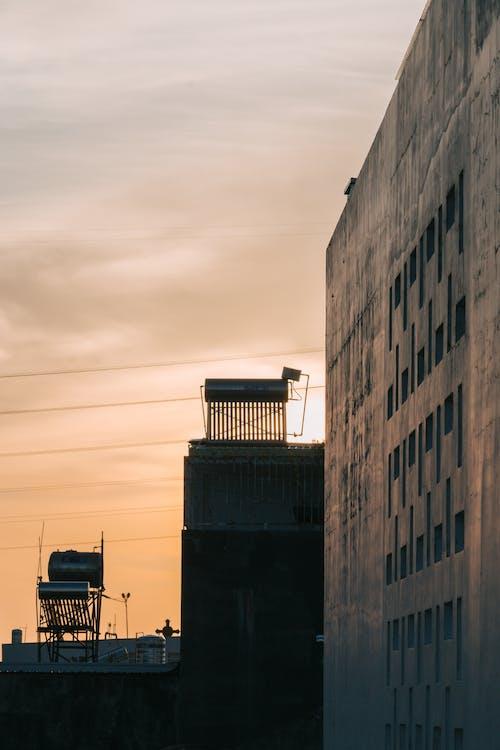 건물, 경치가 좋은, 골든 아워의 무료 스톡 사진