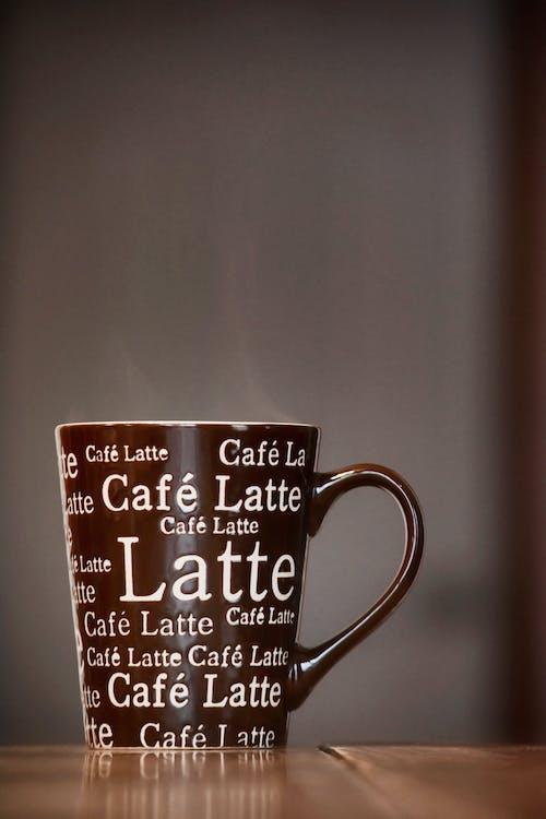 caffè latte, design, dřevo